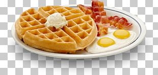Breakfast Pancake Hash Browns Waffle French Toast PNG