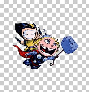 Marvel Comics Marvel NOW! Avengers X-Babies PNG