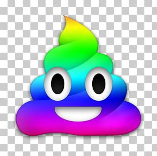 Pile Of Poo Emoji Feces Sticker Smile PNG