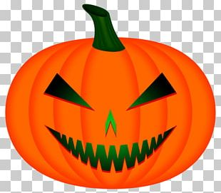 Jack-o'-lantern Halloween A Very Scary Jack-O-Lantern PNG