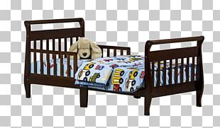 Toddler Bed Sleigh Bed Furniture PNG