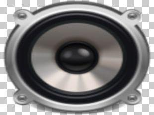 Computer Speakers Loudspeaker Computer Icons Audio PNG