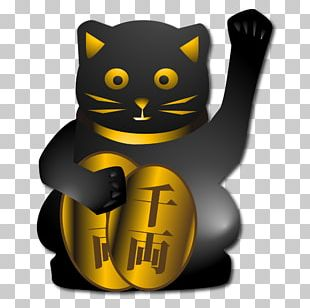 Whiskers Cat Snout Character Cartoon PNG