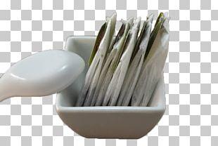 White Tea Tea Bag Spoon PNG