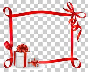 Greeting Card Ribbon Gift Card PNG