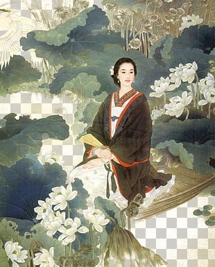 Chinese Painting Chinese Art Oil Painting PNG