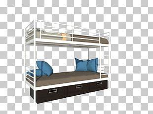 Bed Frame Bunk Bed PNG