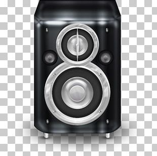 Loudspeaker Computer Icons Computer Speakers PNG