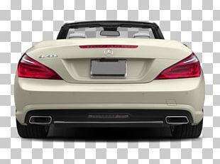 Personal Luxury Car 2016 Mercedes-Benz SL-Class Sports Car PNG