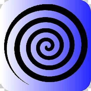Spiral Circle PNG