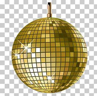 Disco Ball Nightclub Light PNG