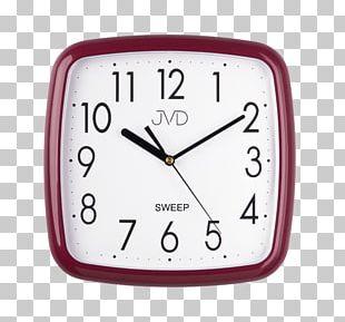 Quartz Clock Sekundnik Alarm Clocks DEMUS.pl PNG