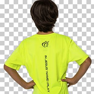 T-shirt Shoulder Sleeve Sportswear Product PNG