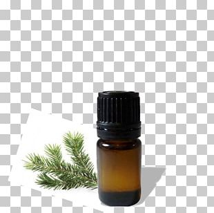 Glass Bottle Liquid Earth Essential Oil PNG