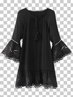 Little Black Dress Sleeve H&M Fashion PNG