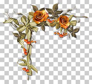 Digital Scrapbooking Floral Design Flower PNG