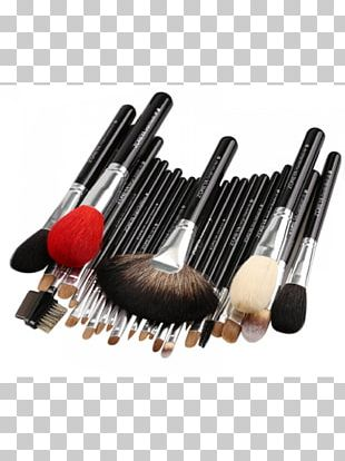 Makeup Brush Cosmetics Make-up Hair PNG