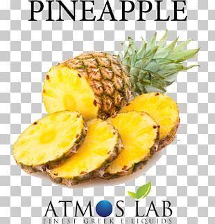 Pineapple Flavor Snow Cream Juice Ice Cream PNG