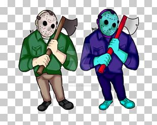 Friday The 13th: The Game Jason Voorhees Fan Art Video Game PNG