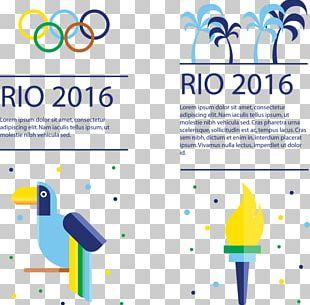 Rio De Janeiro 2016 Summer Paralympics 2016 Summer Olympics Olympic Flame Euclidean PNG