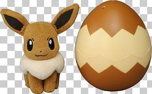 Eevee Pokémon Plush Egg Stuffed Animals & Cuddly Toys PNG