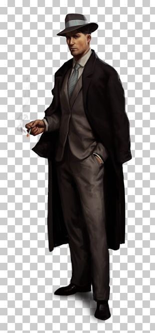 Zoot Suit Gangster The Godfather Fashion PNG