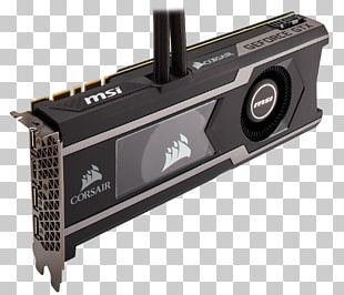 Graphics Cards & Video Adapters NVIDIA GeForce GTX 1080 Computer System Cooling Parts Water Cooling PNG