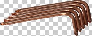 Copper The Heat Pipe PNG