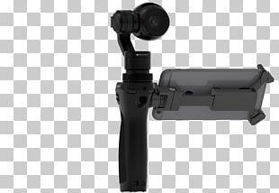 Osmo Gimbal Video Cameras 4K Resolution PNG