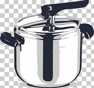Pressure Cooking Olla Lagostina Stainless Steel PNG