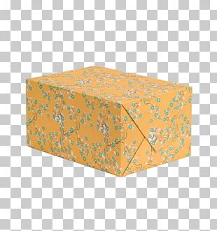 Paper Box Gift Wrapping PNG