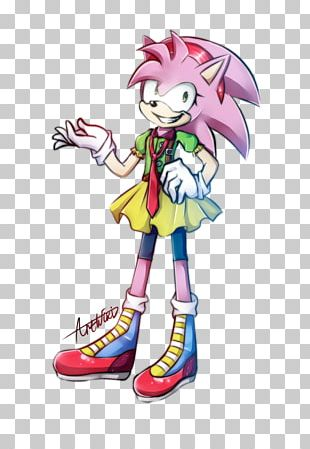 Amy Rose Sonic The Hedgehog Knuckles The Echidna Tails Shadow The Hedgehog PNG
