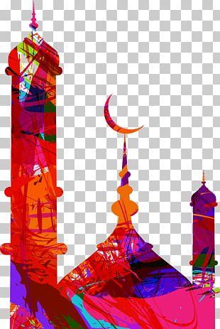 Eid Mubarak Eid Al-Fitr Eid Al-Adha Mosque PNG