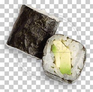 Sushi Onigiri California Roll Gimbap Japanese Cuisine PNG