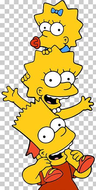 Lisa simpson e bart simpson
