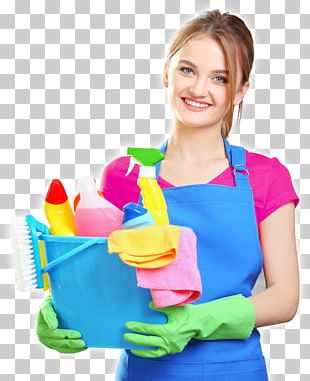 Maid Service Cleaner Cleaning Housekeeping PNG