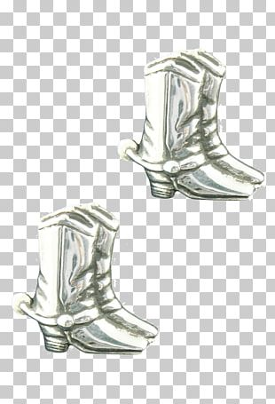 Shoe Drawing Body Jewellery Silver PNG