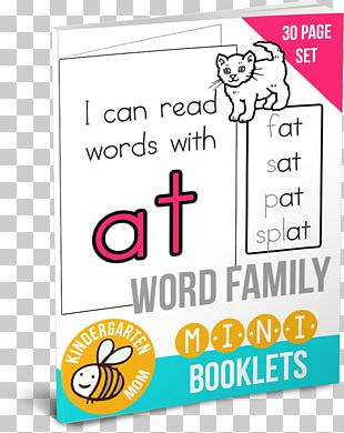 Paper Word Family Learning To Read Language Arts Reading PNG
