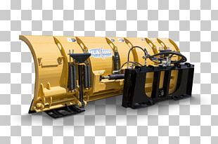 Snowplow Snow Removal Snow Pusher Machine PNG
