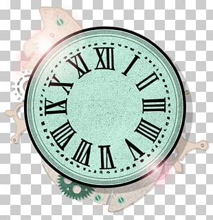 Digital Clock Alarm Clock Clock Face PNG