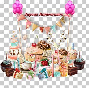 Happy Birthday To You Wedding Anniversary Gift Torte PNG