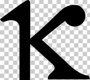 Symbol Kappa Greek Alphabet Psi Letter PNG