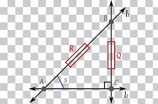 Line Right Triangle Point Hypotenuse PNG