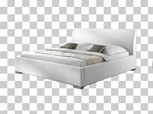 Bed Frame Box-spring Furniture Mattress PNG