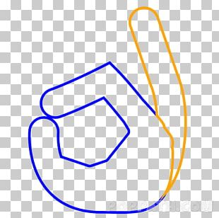 OK Drawing Finger Hand PNG