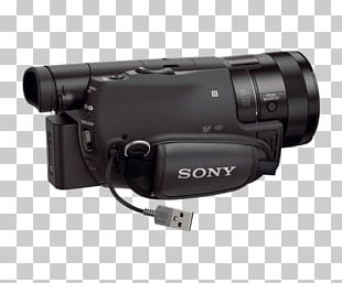 Sony Handycam HDR-CX900 Camcorder Sony Handycam FDR-AX100 Video Cameras PNG
