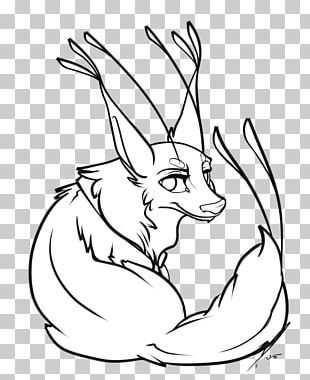 Domestic Rabbit Wolf Hare Fantasy Red Fox PNG