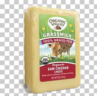 Organic Food Raw Foodism Milk Cream Cheddar Cheese PNG