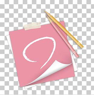 Paper Notebook Pen Notepad PNG
