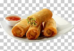 Spring Roll Indian Cuisine Vegetarian Cuisine Chaat Dosa PNG